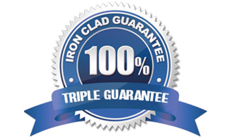 Our Guarantee: Zero Regrets, Lifetime Installation Warranty, Installer Professionalism