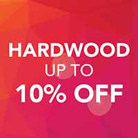 Save 10% on Hardwood Flooring during our National Gold Tag Sale at Abbey Carpet & Floor of Puyallup, WA