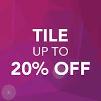 Save 20% on Tile Flooring during our National Gold Tag Sale at Abbey Carpet & Floor of Puyallup, WA