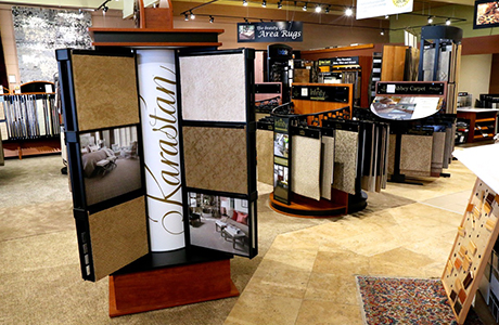 Our Showroom - Abbey Carpet & Floor Puyallup, WA