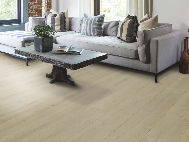 BelleLuxe - Wood floor for the ages - Hardwood